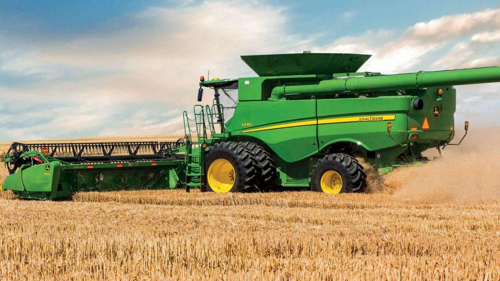 Iran Wheat Farm Slider